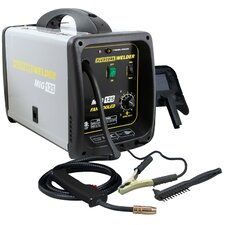 Pro Series Fluxcore MIG Welder Kit 125A