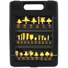 Pro Series 24 Piece Router Bit Set