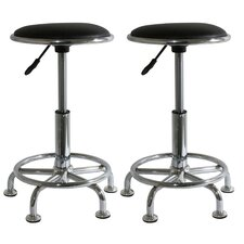 "16"" AmeriHome Counter / Bar Stool (Set of 2)"
