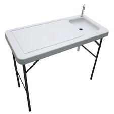 Sportsman Folding Fish Table