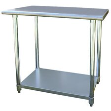Sportsman Series Stainless Steel Top Workbench