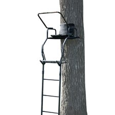 Outdoor Deluxe Ladder Stand