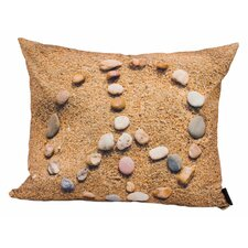 <strong>lava</strong> Peace Rocks Pillow