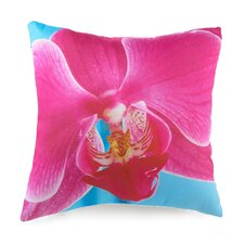 Lava Orchid Pillow