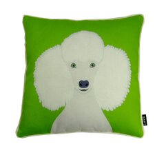 Poodle Polyester Pillow