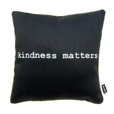 Kindness Polyester Pillow