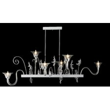 Fenice 6 Light Chandelier