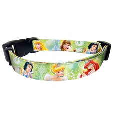 Disney Princesses Nylon Dog Collar