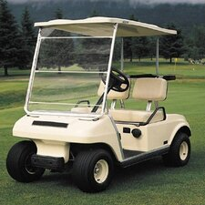 Fairway Portable Golf Car Windshield