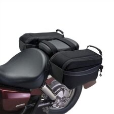 <strong>Classic Accessories</strong> Moto Gear Motorcycle Saddle Bags