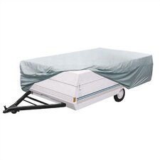 <strong>Classic Accessories</strong> Polypropylene Folding Camping Trailer Cover