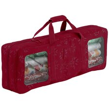 Gift Wrapping Supplies Organizer and Storage Duffel
