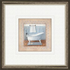 Bath Country A Framed Painting Print