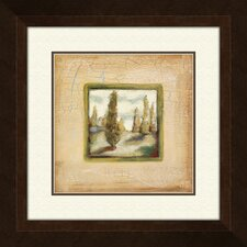 <strong>Pro Tour Memorabilia</strong> Summer Light A Framed Art