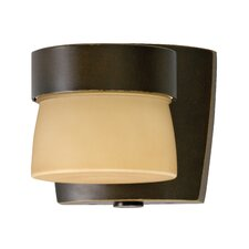 Aria 1 Light Mini Outdoor Wall Sconce