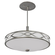 Hudson 6 Light Drum Pendant