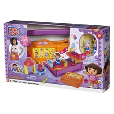 Nickelodeon Dora the Explorer Mega Bloks Musical Fiesta