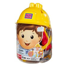 Hat Bucket Playset Lil Builder