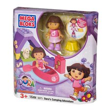 Nickelodeon Dora the Explorer Camping Adventure