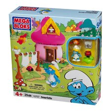 <strong>Mega Brands</strong> The Smurfs Smurfette
