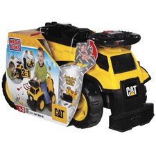 CAT 3-in-1 Push/Scoot Truck
