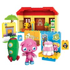 Moshi Monsters Monster House