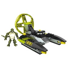 Lizard-Man Sewer Speeder