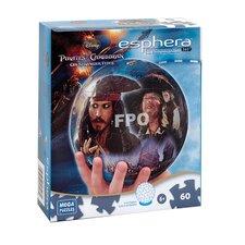 60 Piece Disney Esphera Globe Puzzle