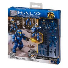 Halo UNSC Cobalt Combat Unit