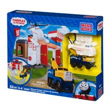 Thomas and Friends Rescue Center Play Set