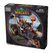World of Warcraft Goblin Trike and Pitz