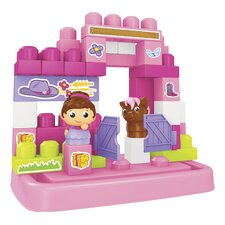 <strong>Mega Brands</strong> First Builders Pony Stable