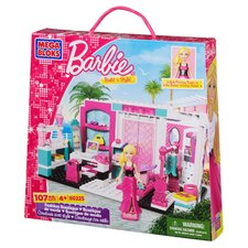 <strong>Mega Brands</strong> Barbie Build 'n Style Fashion Boutique