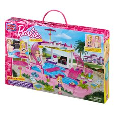 <strong>Mega Brands</strong> Barbie Build 'n Style Pool Party