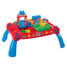 Mega Bloks Play'n Go Table
