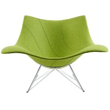 Stingray Rocking Chair with Full Upholstered Seat