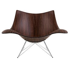 Stingray Veneer Rocking Chair