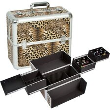 Professional Nail Artist Cosmetic Makeup Case