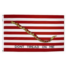 <strong>Annin & Company</strong> 1st Navy Jack Traditional Flag