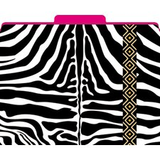<strong>Barker Creek & Lasting Lessons</strong> Functional File Folders Zebra