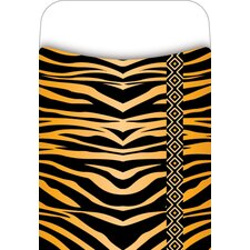 Pick-a-pocket Library Pockets Tiger