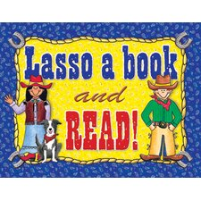 Lasso A Book Chart