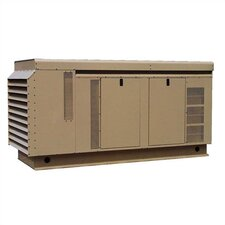 90 Kw Three Phase 277/480 V Natural Gas and Propane Double Fuel Standby Generator