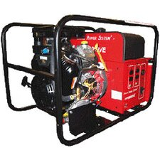 Home Power 9,000 Watt Tri Fuel Portable Generator