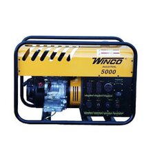 Industrial Series 5,000 Watt Portable Gas Generator