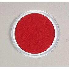 Jumbo Circular Washable Pad Red