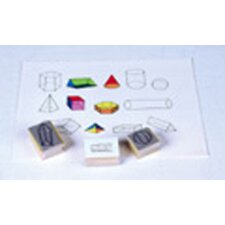 Stamp Set Three Dimensional 13/pk
