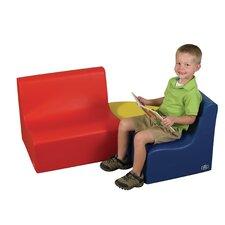 3 Piece Kids Tot Contour Seating Set