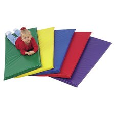<strong>The Children's Factory</strong> Rainbow Rest Mat (Set of 5)