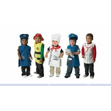 5 Piece Community Helper Tunics Set